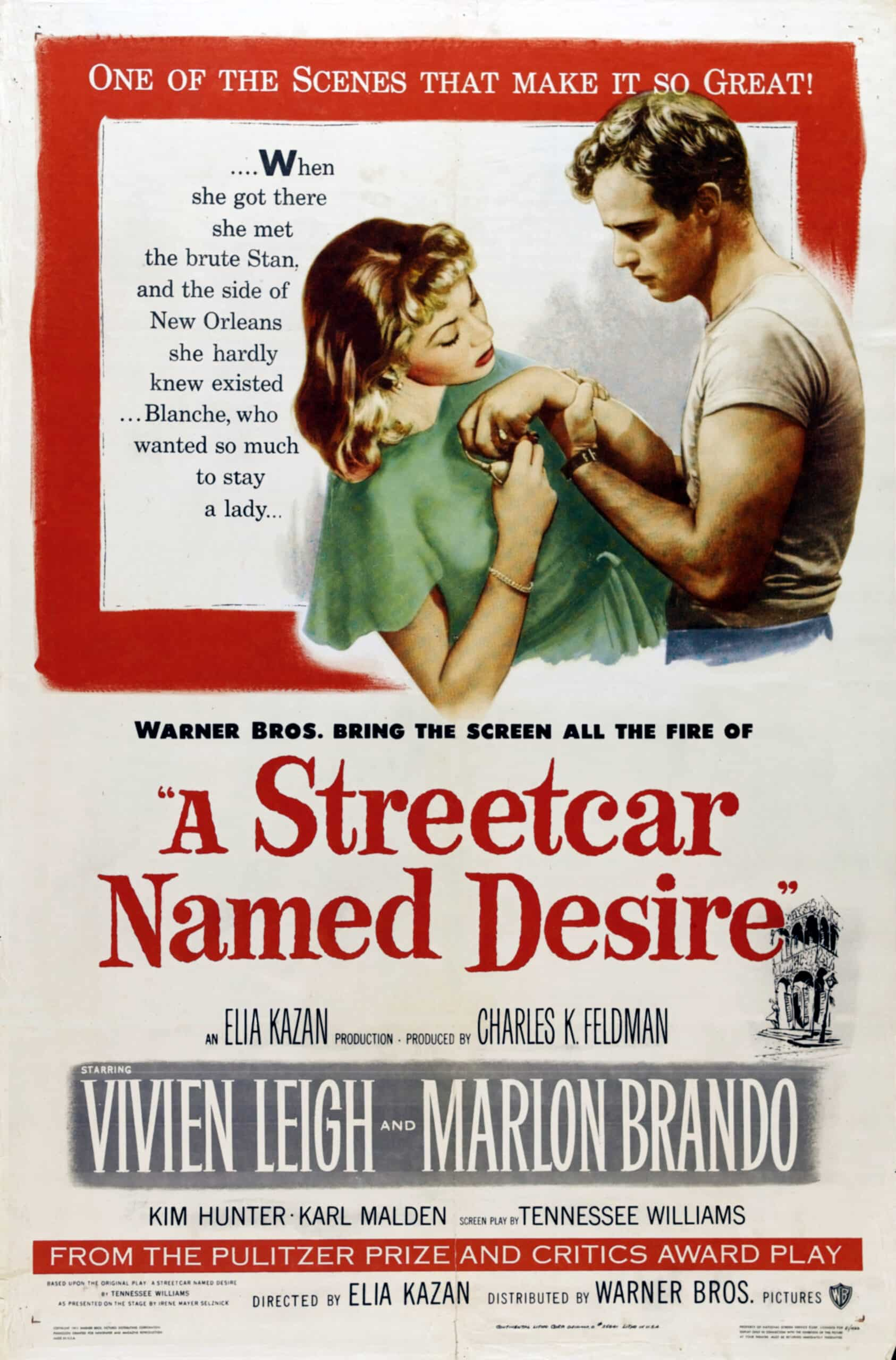 A Streetcar Named Desire 1951 1 scaled