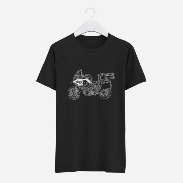 تيشيرت دراجة نارية